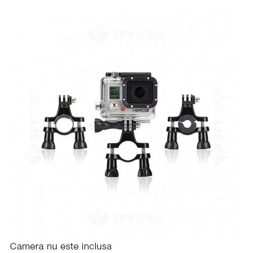 Sistem prindere Handlebar/Seatpost pentru camerele Hero GoPro GRH30