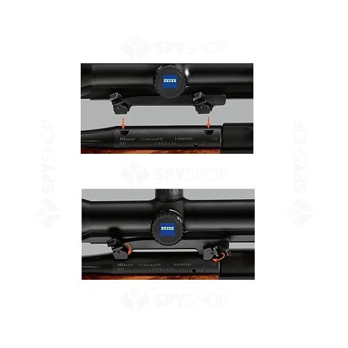 Sistem prindere Blaser pentru lunetele Zeiss cu sistem QD-Mount