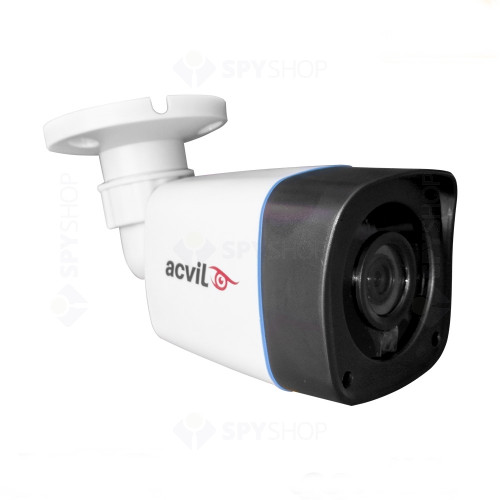 Sistem supraveghere exterior Acvil XVR-2EXT20F-1080P,  2 camere, 2 MP, IR 20 m, 3.6 mm