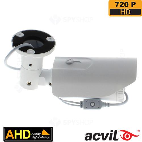SISTEM SUPRAVEGHERE EXTERIOR AHD CU 4 CAMERE VIDEO ACVIL AHD-4EXT40-720P