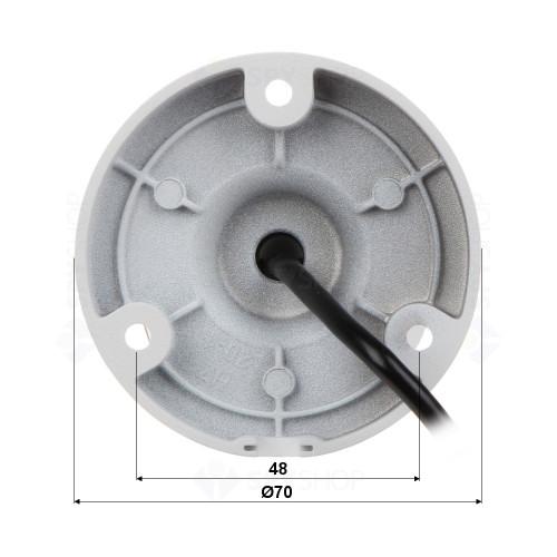Sistem supraveghere exterior basic Dahua DH-B2EXT20-2MP, 2 camere, 2 MP, IR 20 m