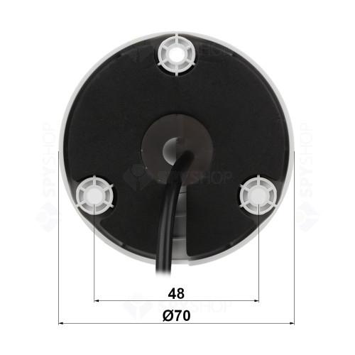 Sistem supraveghere exterior basic Dahua DH-B2EXT80-2MP-M, 2 camere, 2 MP, IR 80 m