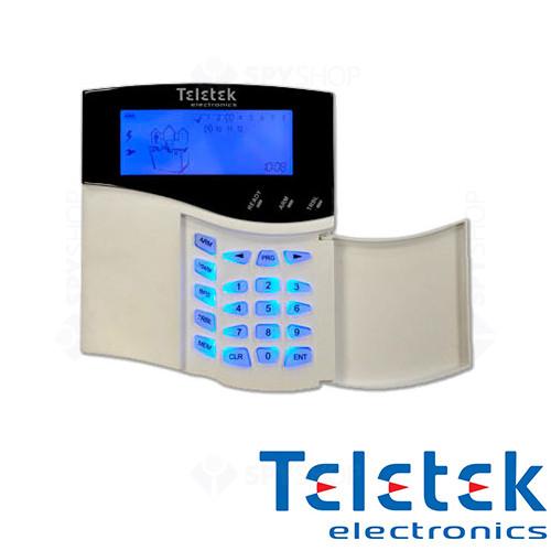 Sistem alarma antiefractie Teletek KIT 4 CA 62 LCD EXT