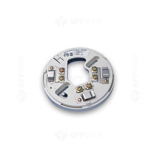 Soclu alb pentru senzori Hochiki YBN-R/3 (WHT)