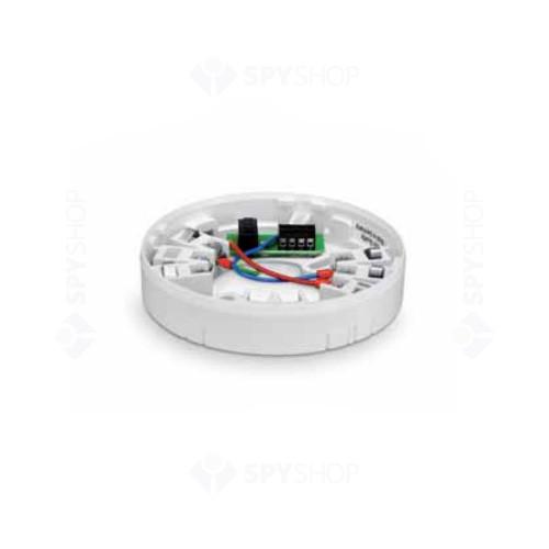 Soclu detector cu releu integrat Detectomat DRB 3000 WEI