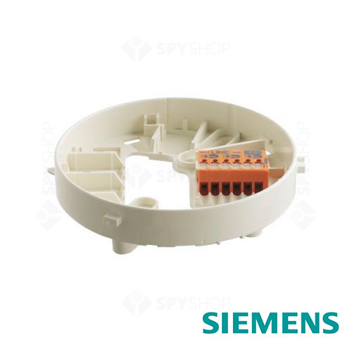 Soclu pentru detectori de incendiu Siemens FDB222