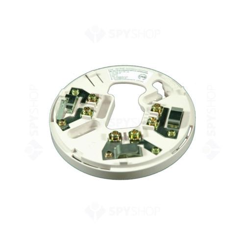 Soclu standard antiex Hochiki CDX YBN-R/4(IS), ABS ivoriu, 2.5 mm2