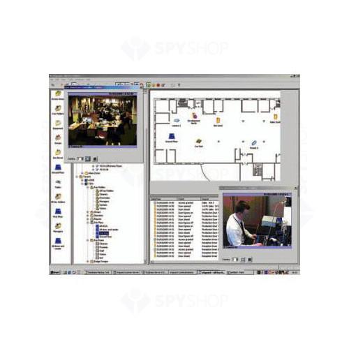 Soft de management TDSI 4420-2090 EXGUARD PRO 128