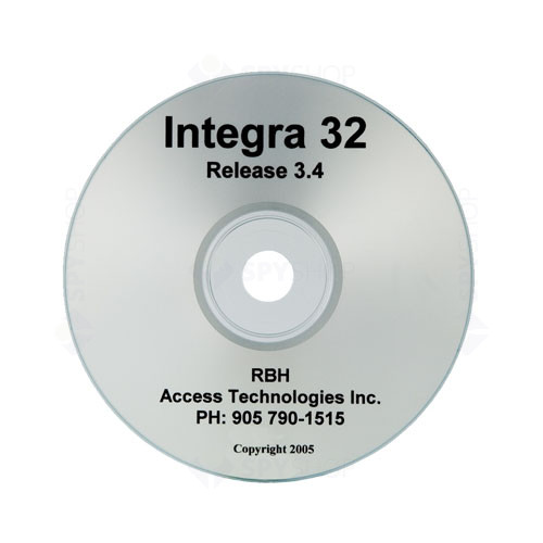 Software de management acces RBH Integra32 Suite