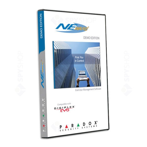 Software management sisteme antiefractie Paradox NEW-SEC
