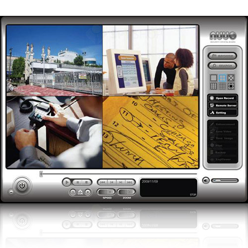 Software pentru 1 canal NUUO SCB -IP 01 LITE