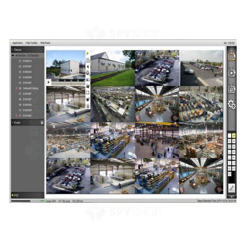 Software VMS adaugare 1 canal Brickcom BRC-OPVMS-1