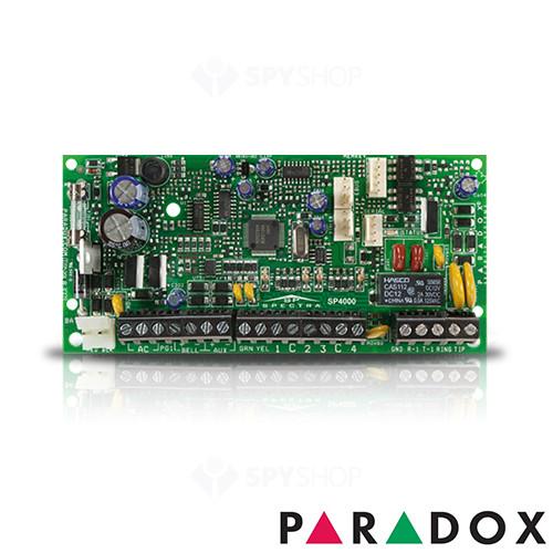 Centrala alarma antiefractie Paradox Spectra SP 4000+K32+NV5