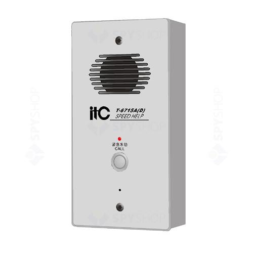 Statie apelare de urgenta Intercom ITC T-6715A(D)