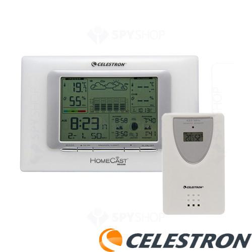 Statie meteo HomeCast Deluxe Celestron 47023