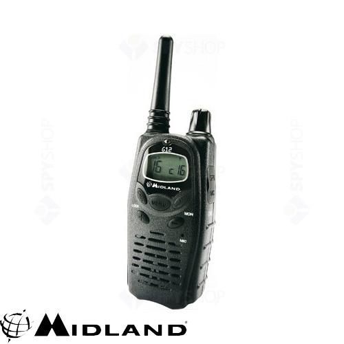 Statie radio PMR Midland G12