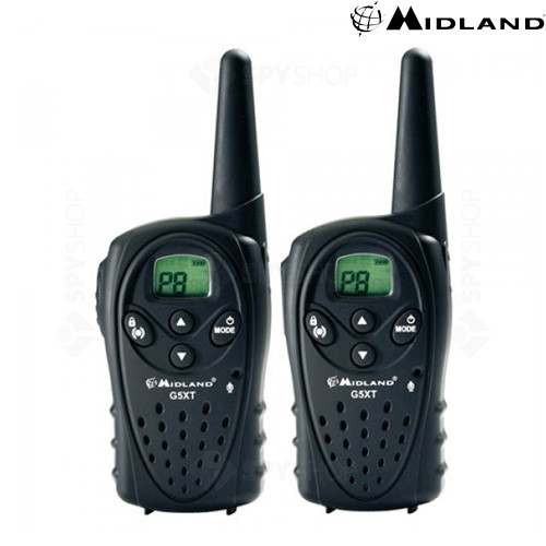 Statie radio PMR Midland G5 XT Valibox