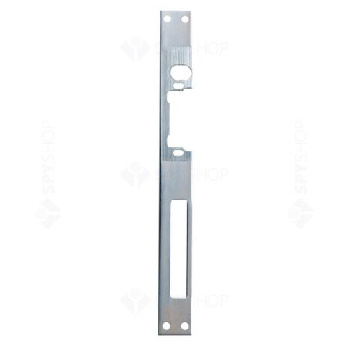 Suport lung pentru yala DORCAS-L62, otel zincat, argintiu