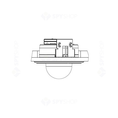 Suport montare tavan fals compatibil cu gama Easy II de la BOSCH