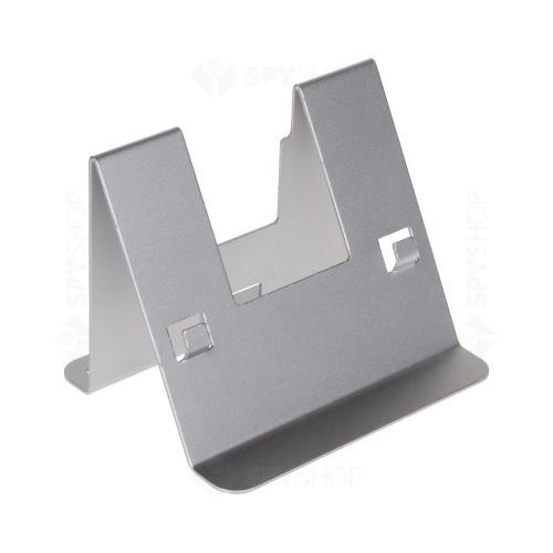 Suport pentru videointerfon HIKVISION DS-KAB21-H, otel inoxidabil, argintiu