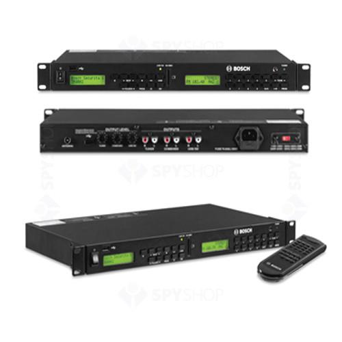 Sursa de semnal audio cu tuner FM si USB/SD Bosch PLE-SDT