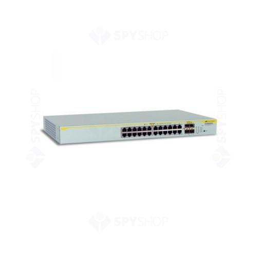 Switch cu poe Telesis AL_AT-8000GS/24POE