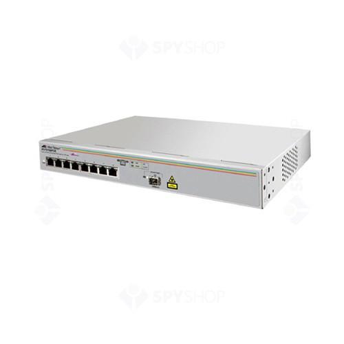 Switch cu poe Telesis AL_AT-FS708/POE