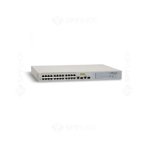 Switch cu poe Telesis AL_AT-FS750/24POE