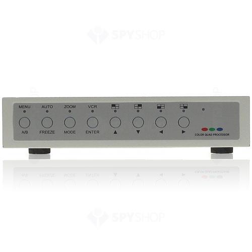 Switch quad color cu 4 canale SS-Q4