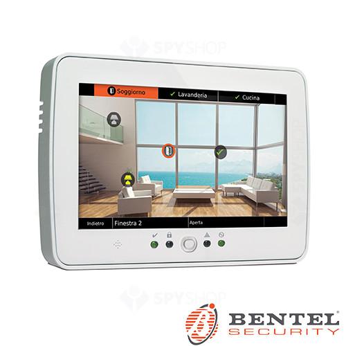Tastatura LCD cu touch screen Bentel M-TOUCH