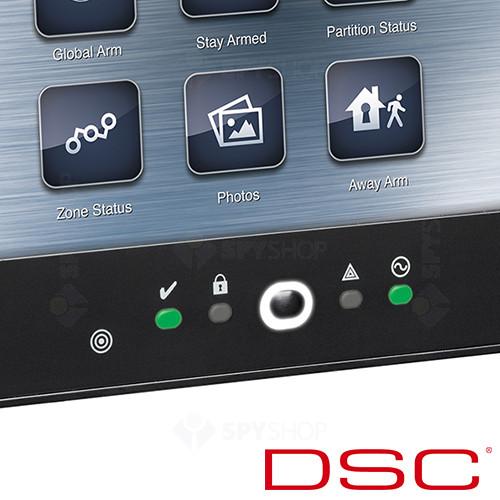 Tastatura LCD cu touch screen DSC NEO-TOUCH B
