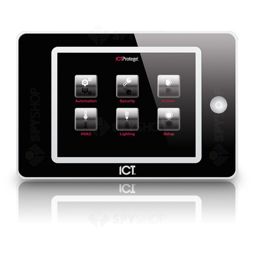 Tastatura LCD IP Touch Screen ICT PRT-TLCD