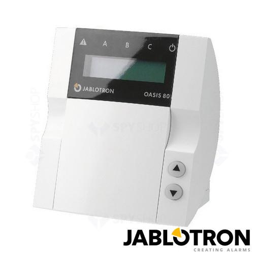 TASTATURA LCD WIRELESS JABLOTRON JA-80F
