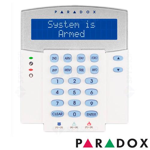 TASTATURA LCD PARADOX 642 BL