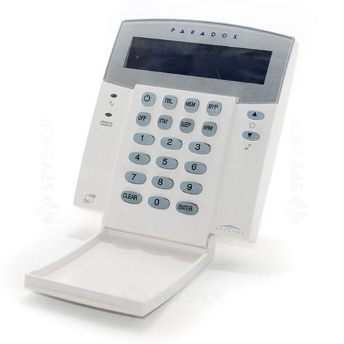 Tastatura LCD cu telecomanda Paradox K32LX