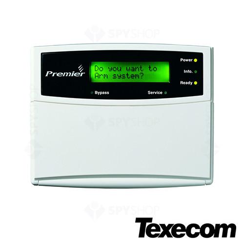 Tastatura LCD Texecom Premier LCD