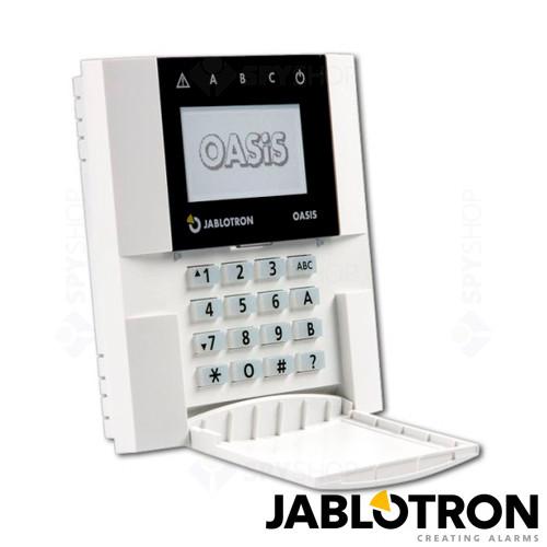 Tastatura lcd wireless jablotron ja-81f