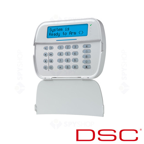 Tastatura LCD NEO DSC NEO-ICONRFP
