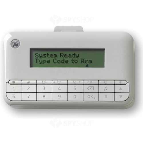 TASTATURA LCD WIRELESS UTC FIRE&SECURITY NX-1048-R-W