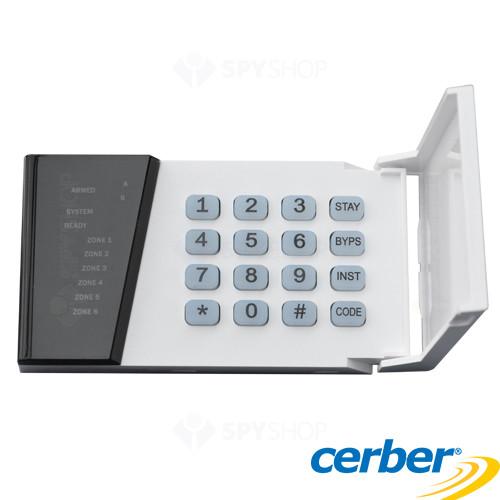 Tastatura led cerber kp-064