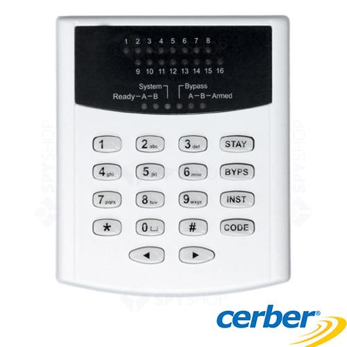 Tastatura LED Cerber kp-166l