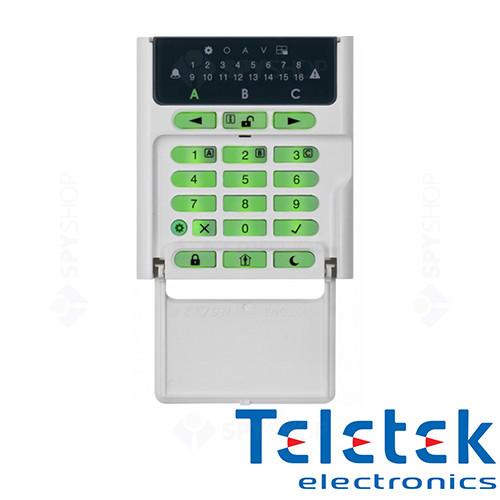 Tastatura LED Teletek Eclipse LED16A