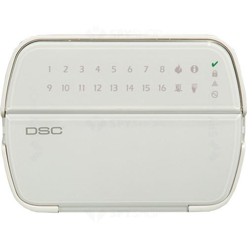 Tastatura LED wireless DSC RFK 5516