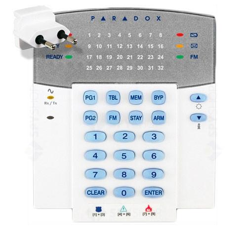 Tastatura led wireless paradox k32wk