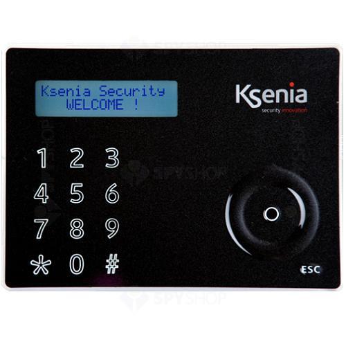 Tastatura Multifunctionala LCD CapSense Ksenia Ergo