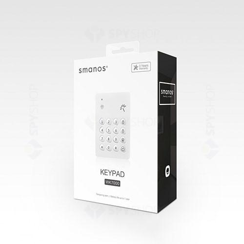 Tastatura wireless RFID Smanos WK7000