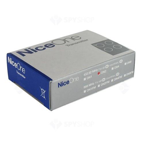 Telecomanda cu 2 canale Nice ON2