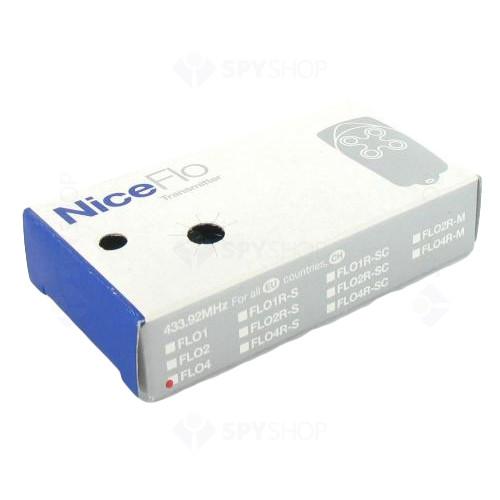 Telecomanda cu 4 canale Nice FLO4