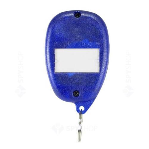 Telecomanda cu cartela de acces integrata Paradox RAC1, 4 butoane, 5 comenzi