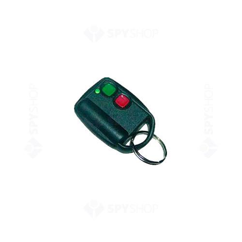 Telecomanda radio cu 2 butoane Elmes KEY DWB100H, 2 canale